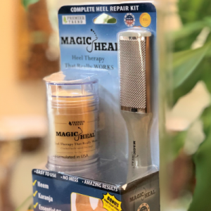 Blister F 2 300x300 - Magic Heal – Complete Heel Repair Kit<br> Free Shipping