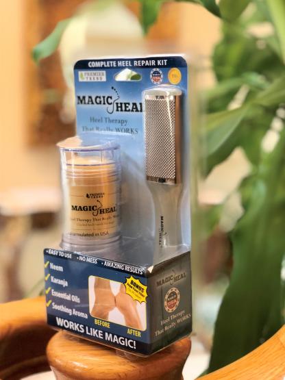 FadedBlister 2 - Magic Heal – Complete Heel Repair Kit<br> Free Shipping